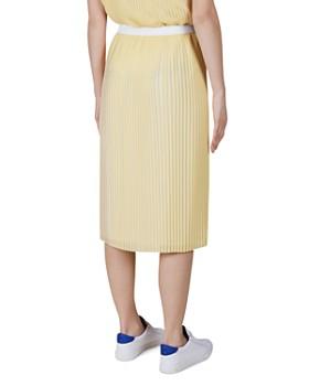 Gerard Darel - Aaron Pleated Midi Skirt
