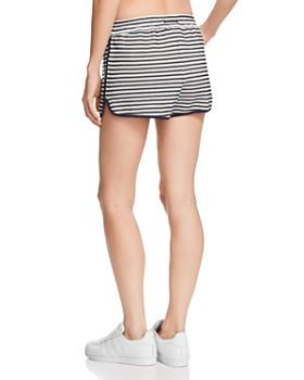 Splendid - Crochet Striped Shorts
