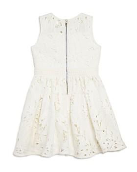 Bardot Junior - Girls' Panama Leaf-Lace Dress - Little Kid