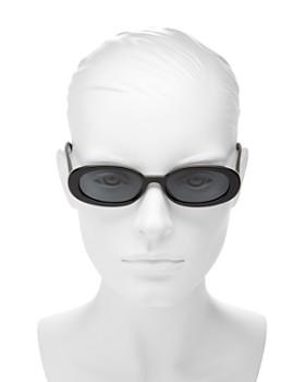 Le Specs - Women's Outta Love Cat Eye Sunglasses, 50mm