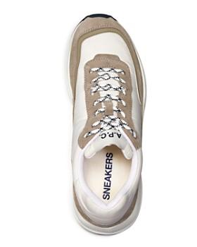 A.P.C. - Men's Running Homme Sneakers