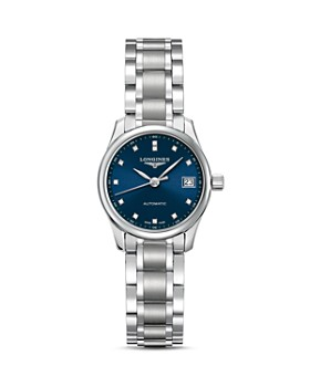 Longines - Master Collection Watch with Diamonds, 25.5mm