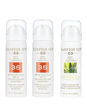 Hampton Sun - Travel Trio Skin Care Set