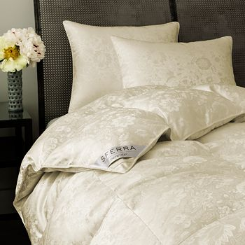 SFERRA - Snowdon Light Down Comforter, King