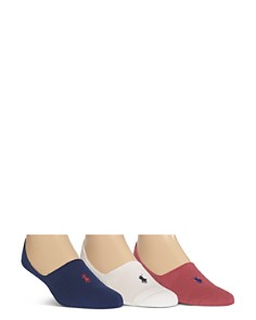 Polo Ralph Lauren Sport Liner Socks, Pack of 3 - Bloomingdale's_0