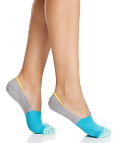 Happy Socks Colorblock Liner Socks - Bloomingdale's_0