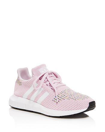 89ad4eedd85 Adidas - Women s Swift Run Knit Lace Up Sneakers