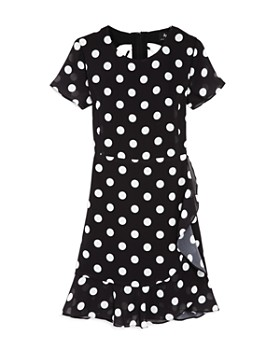 Bardot Junior - Girls' Kiera Spot Dress - Big Kid