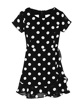 Bardot Junior - Girls' Kiera Spot Dress - Little Kid