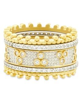 Freida Rothman - Fluer Bloom Stackable Rings