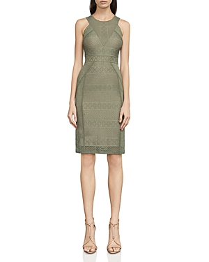 Bcbgmaxazria Dena Lace Sheath Dress