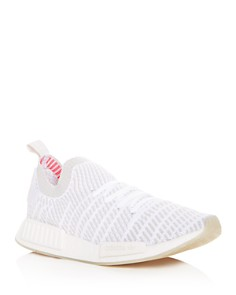 Adidas - Men's NMD R1 Primeknit Lace Up Sneakers