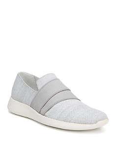 Vince - Aston Marled Knit Slip-On Sneakers