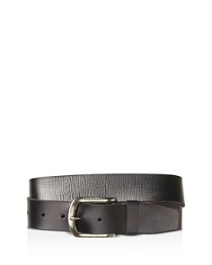 John Varvatos Star USA Basic Leather Belt - Bloomingdale's_0
