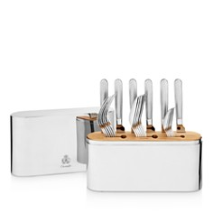 Christofle - Concorde 24-Piece Flatware Set