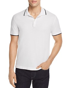 ATM Anthony Thomas Melillo Tipped Pique Polo Shirt - Bloomingdale's_0