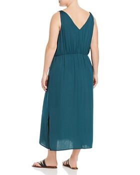 VINCE CAMUTO Plus - Cinched Maxi Dress