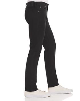 S.M.N Studio - Hunter Standard Slim Fit Jeans in Black