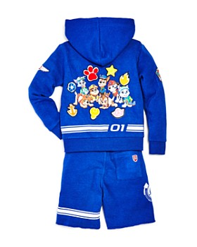 Butter - Boys' PAW Patrol© Hoodie & Shorts Set, Little Kid - 100% Exclusive