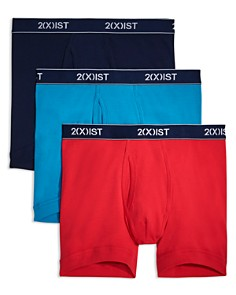 2(X)IST Essentials Boxer Briefs, Pack of 3 - Bloomingdale's_0