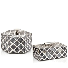 Sparrow & Wren x Kassatex Marrakesh Boxes - 100% Exclusive - Bloomingdale's_0