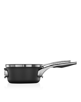 Calphalon - Premier Space Saving 1.5-Quart Sauce Pan with Lid