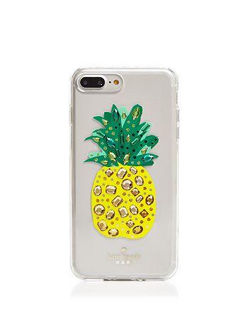kate spade new york - Jeweled Pineapple iPhone 7/8 & iPhone 7/8 Plus Case