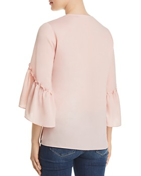 Le Gali - Harlie Bell Sleeve Blouse - 100% Exclusive