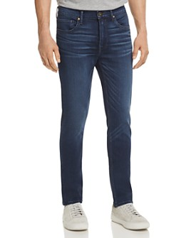 PAIGE - Lennox Skinny Fit Jeans in Tennyson