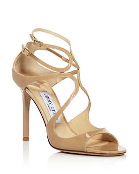 Jimmy Choo - Women's Lang 100 High-Heel Sandals