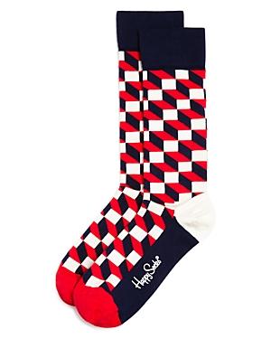 Optical Socks