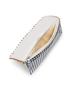 Loeffler Randall - Everything Striped Leather Wallet
