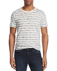 ATM Anthony Thomas Melillo Painted Stripe Crewneck Tee - 100% Exclusive - Bloomingdale's_0