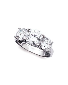 Crislu Classic Three Stone Ring - Bloomingdale's_0