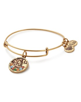 Alex And Ani New York Motif Expandable Bracelet