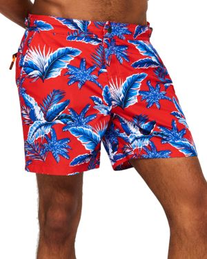 SUPERDRY YACHT CLUB INTERNATIONAL SWIM TRUNKS