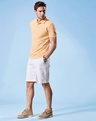 Twill Regular Fit Shorts - 100% Exclusive