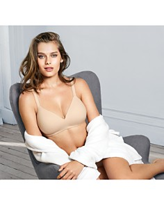 Wacoal - How Perfect Contour Wireless Bra
