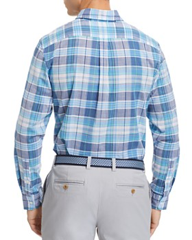 Vineyard Vines - Smith Point Plaid Classic Fit Button-Down Shirt