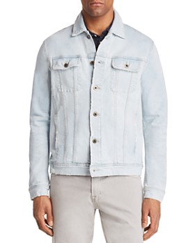 AG - Dart Denim Trucker Jacket