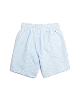 Lacoste - Boys' Seersucker Swim Trunks - Little Kid, Big Kid