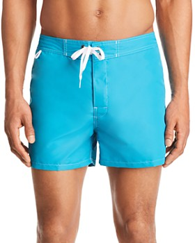 SUNDEK - Solid Low Rise Board Shorts