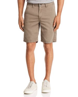Classic Chino Shorts - Olive Size 32