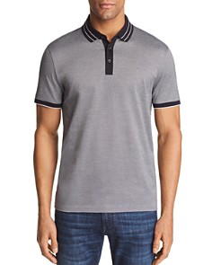 BOSS Prout Grid Polo Shirt - Bloomingdale's_0