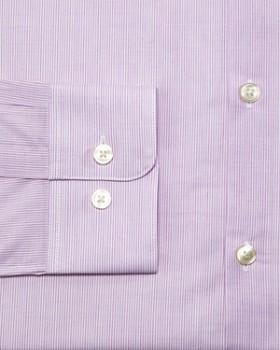 John Varvatos Star USA - Fine Stripe Regular Fit Dress Shirt