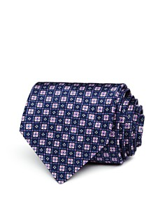 The Men's Store at Bloomingdale's Florette Neat Classic Tie - 100% Exclusive_0
