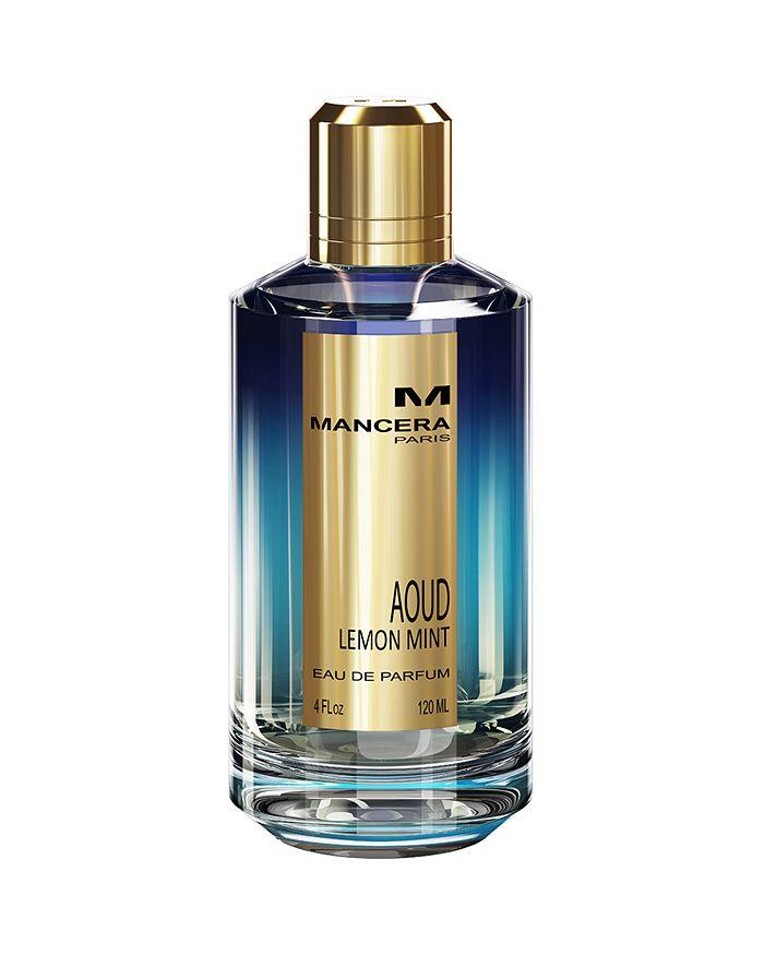 Mancera - Aoud Lemon Mint Eau de Parfum 4 oz.