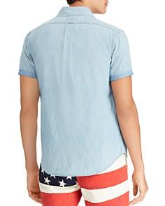 Polo Ralph Lauren - Chambray Classic Fit Button-Down Shirt