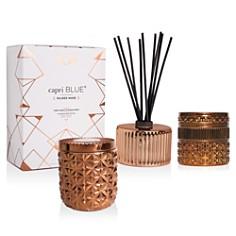Capri Blue - Dark Vanilla and Sandalwood Collection
