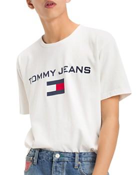 Tommy Jeans - TJM '90s Logo Crewneck Tee